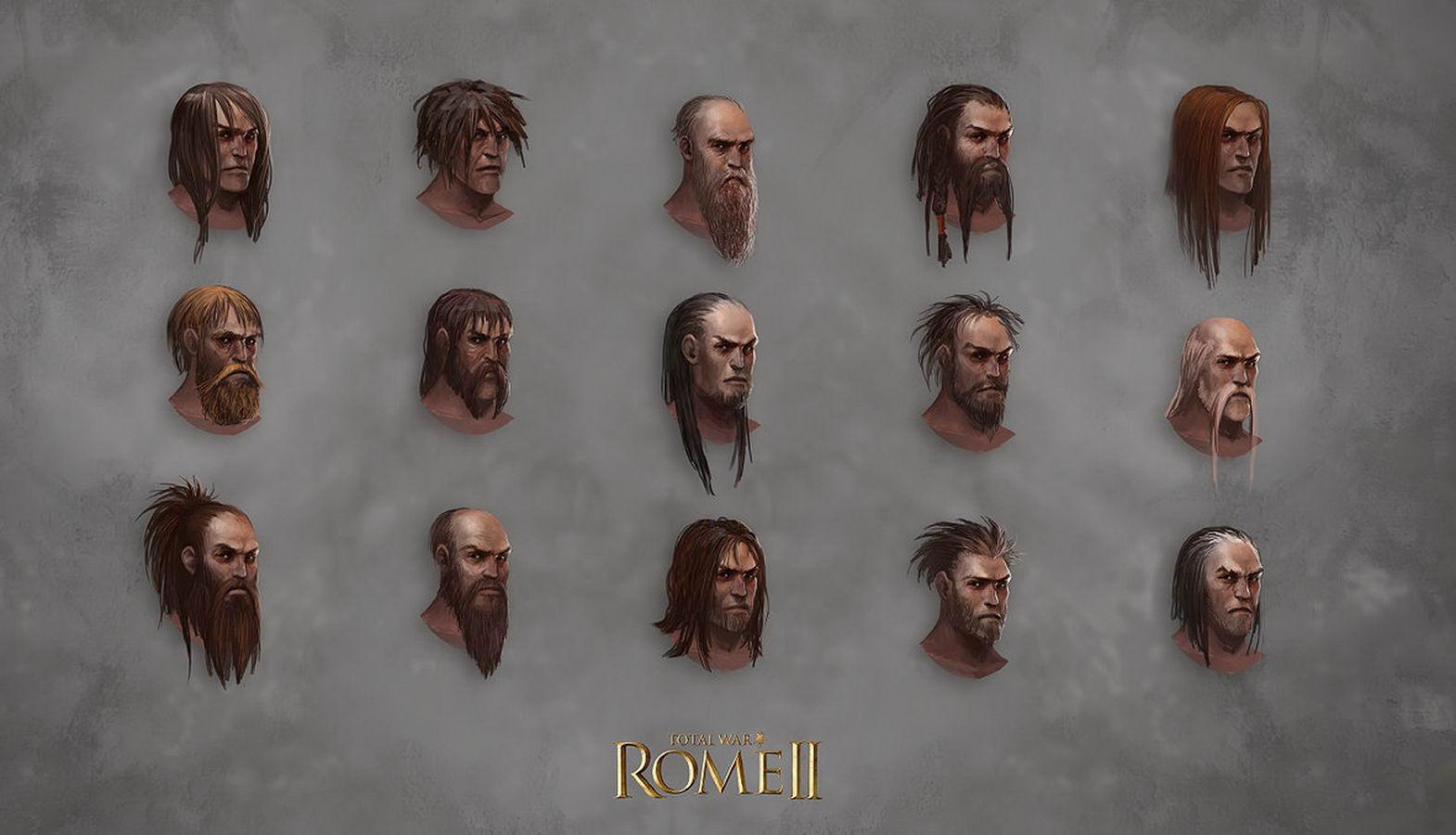 Арт Total War Rome 2
