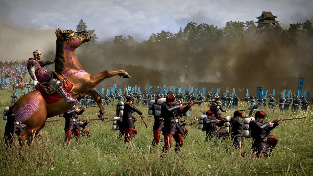 Скриншот Total War: Shogun 2 - Fall of the Samurai