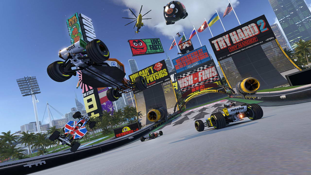 Скриншот Trackmania: Turbo