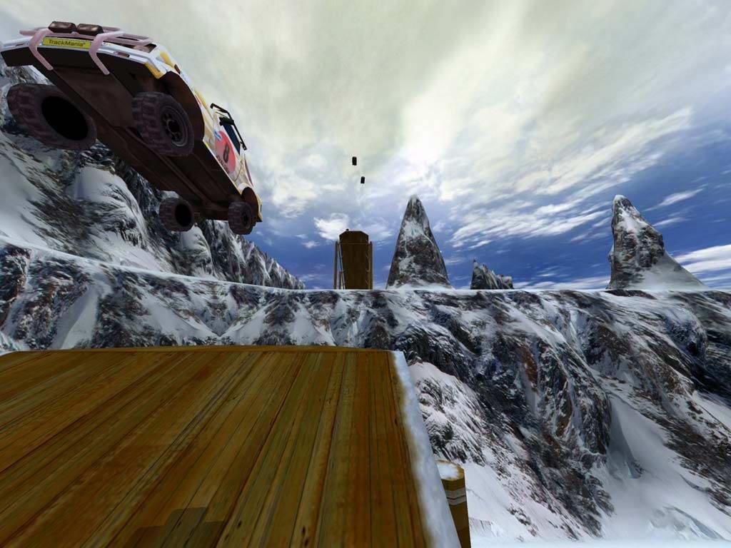 Скриншот TrackMania