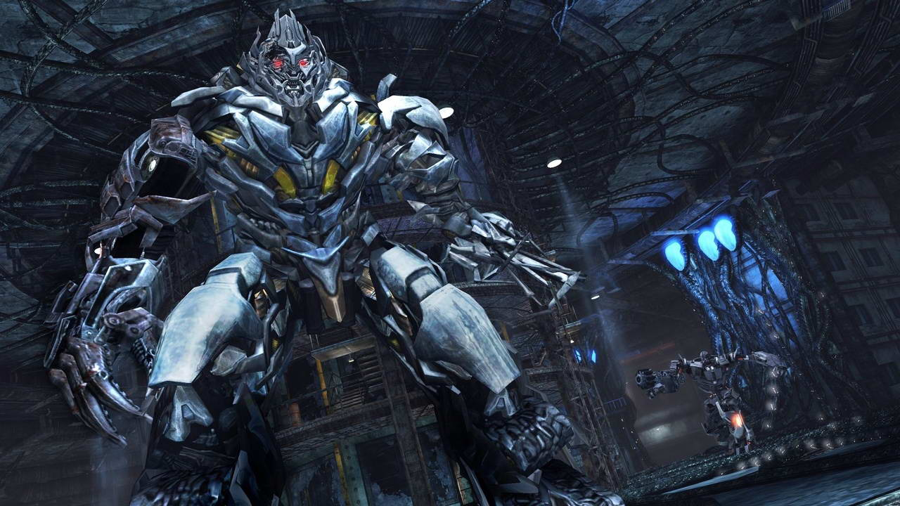 Скриншот Transformers: Dark of the Moon
