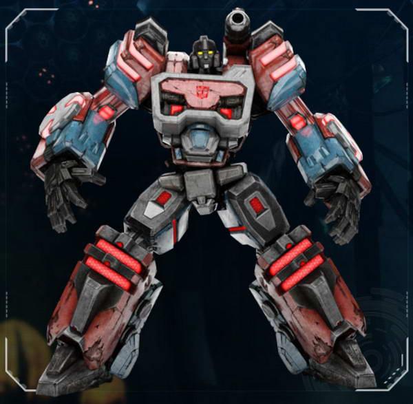Арт Transformers: Fall of Cybertron