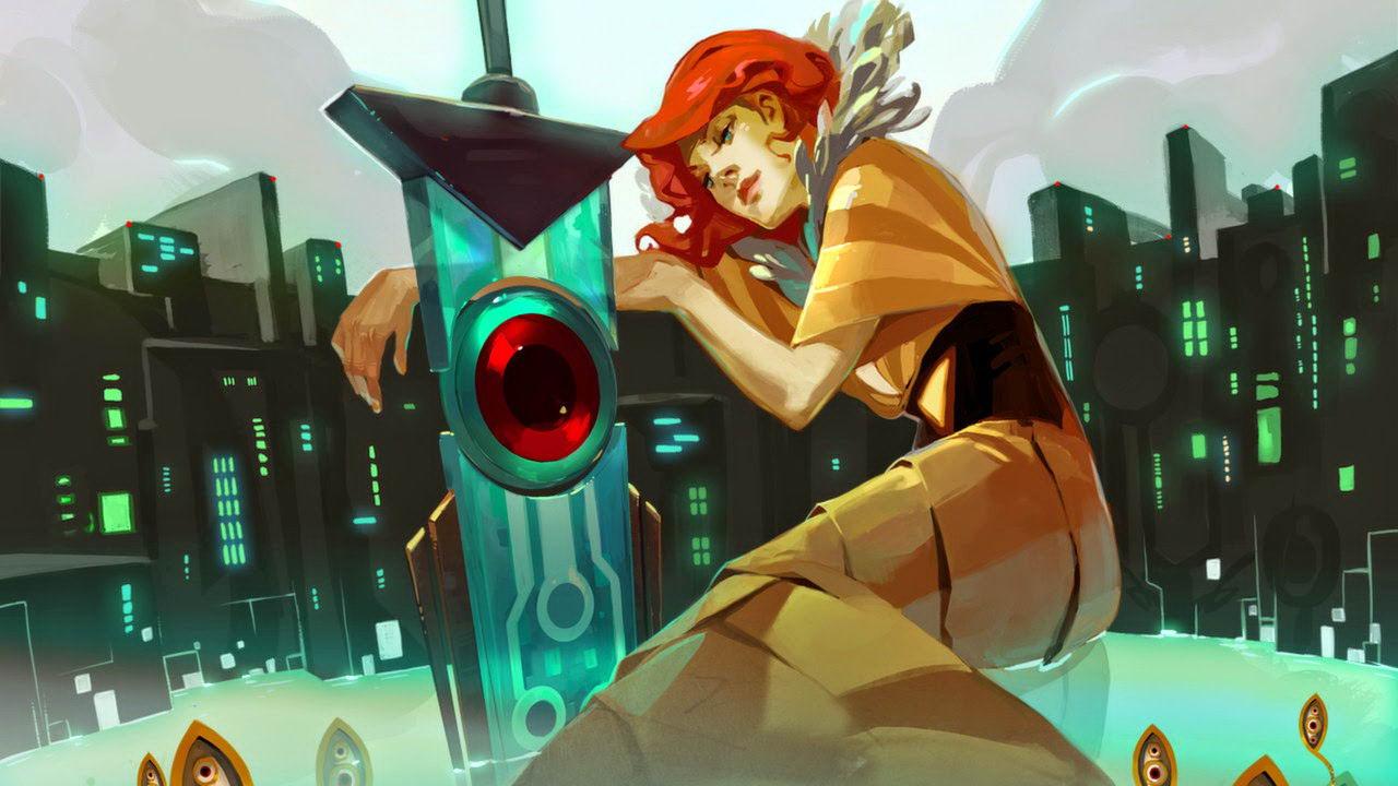 Арт Transistor