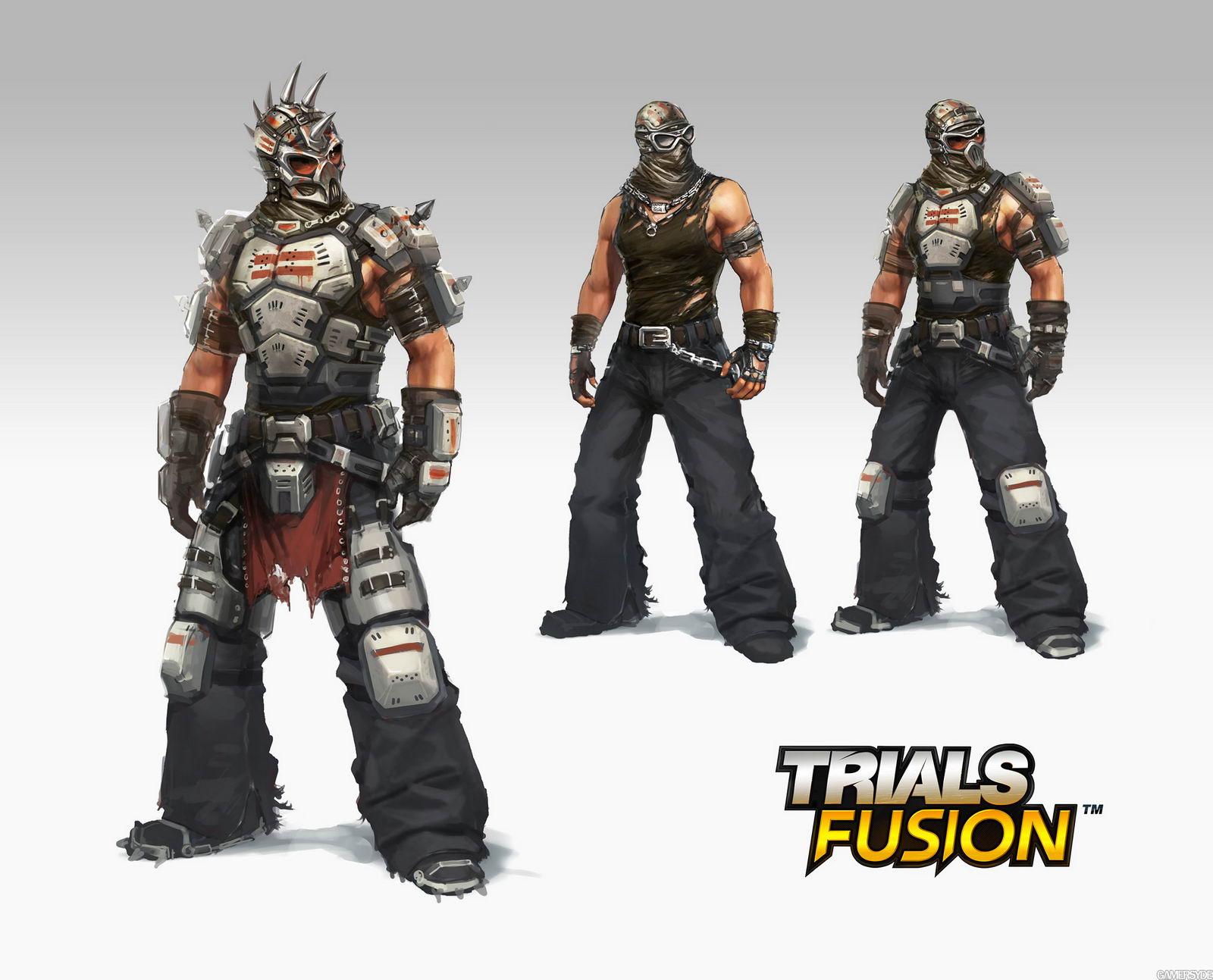 Арт Trials Fusion