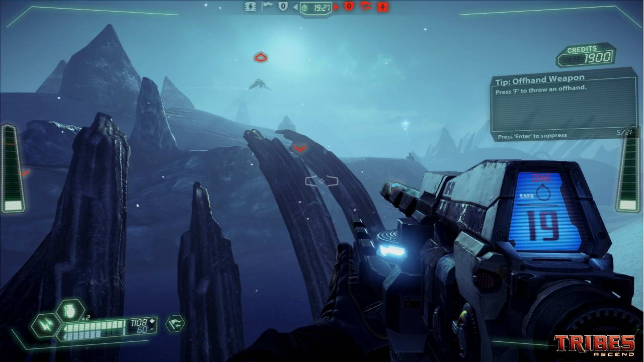 Скриншот Tribes: Ascend