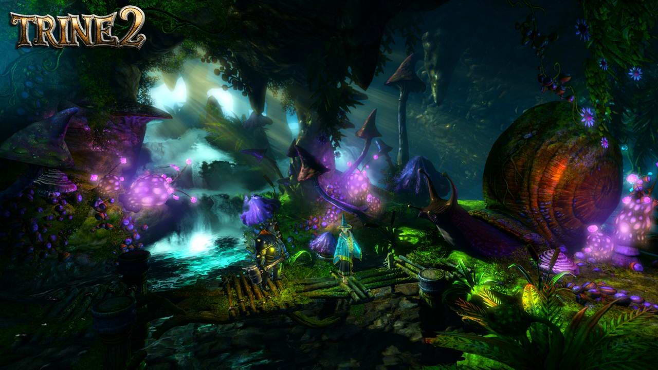 Скриншот Trine 2