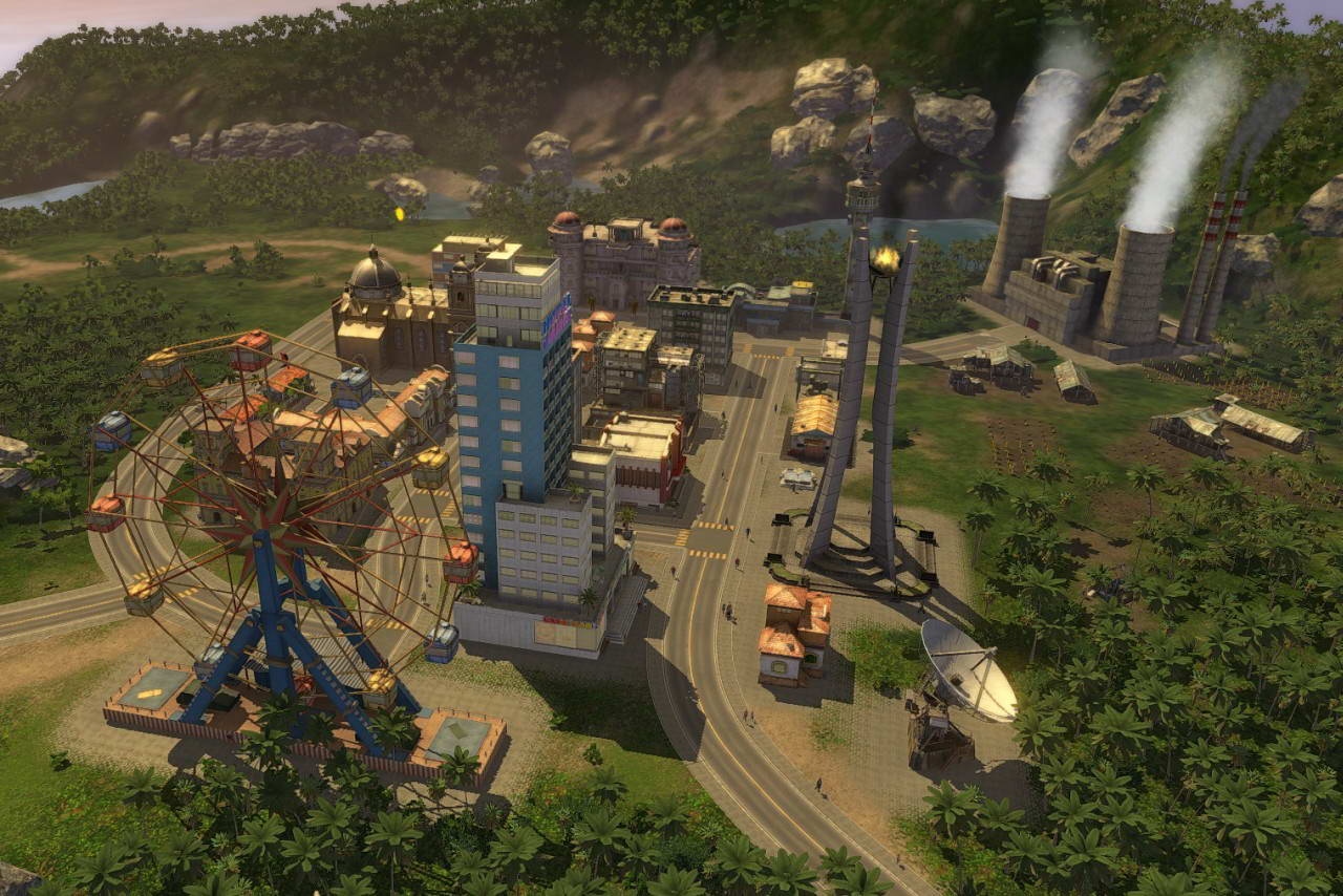 Скриншот Tropico 3: Absolute Power