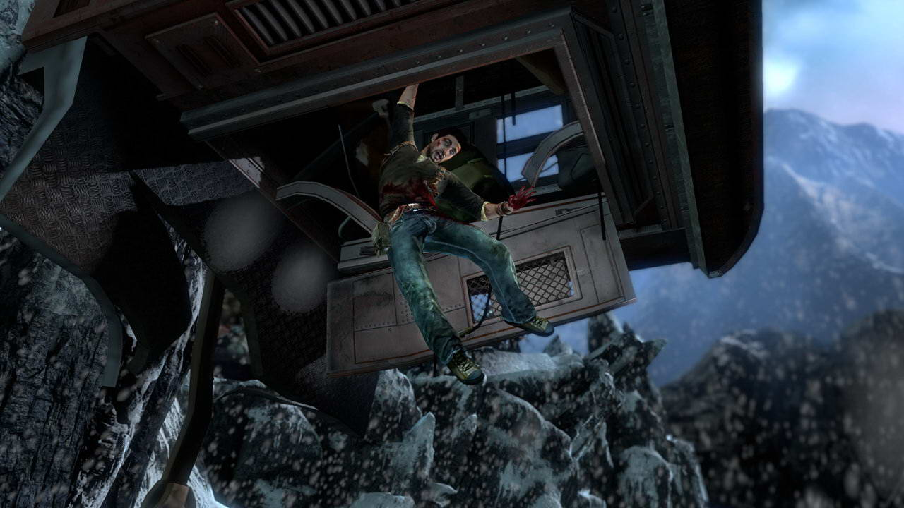 Скриншот Uncharted 2: Among Thieves