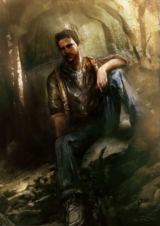 Арт Uncharted 3: Drake's Deception