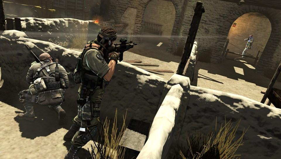 Скриншот Unit 13