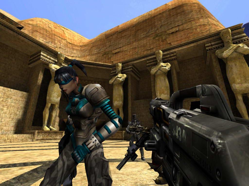 Скриншот Unreal Tournament 2003