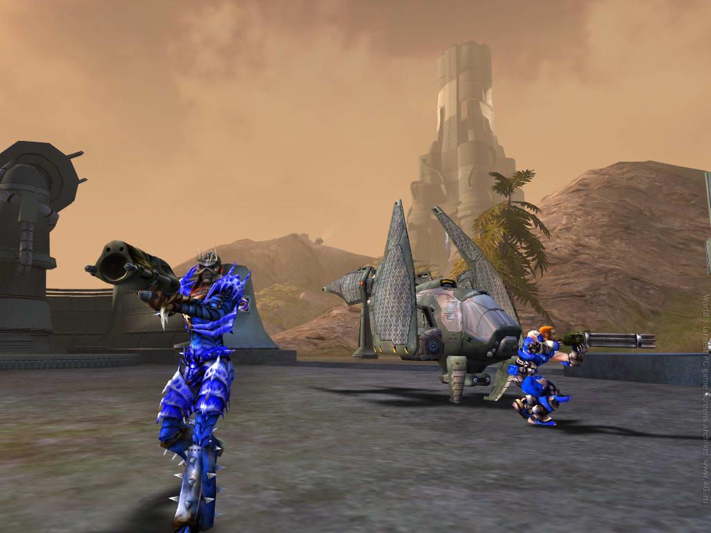 Скриншот Unreal Tournament 2004