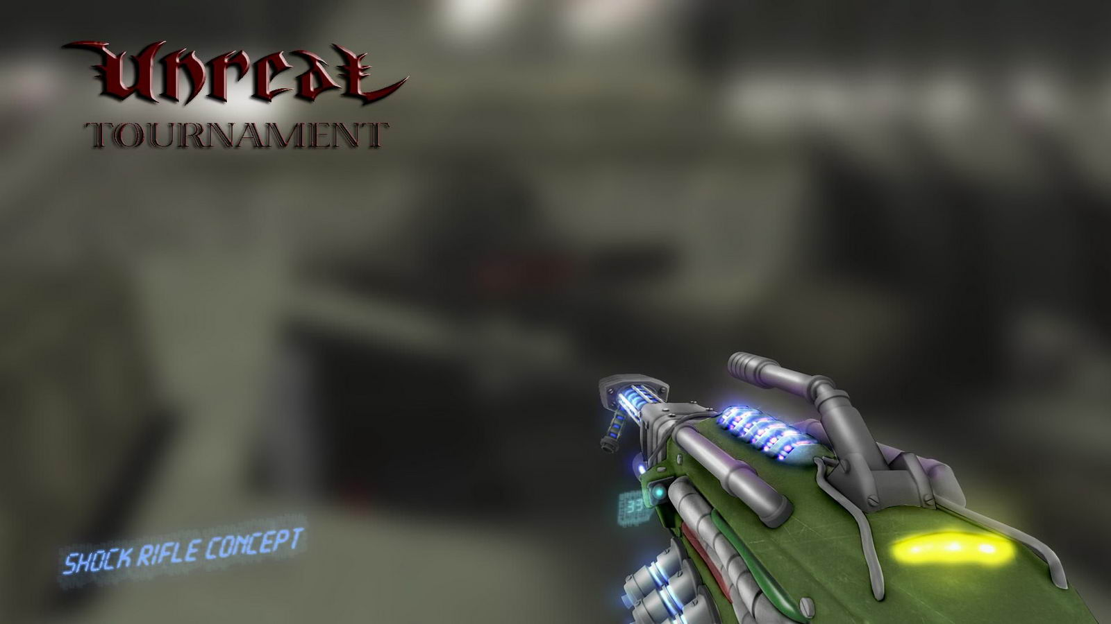 Арт Unreal Tournament