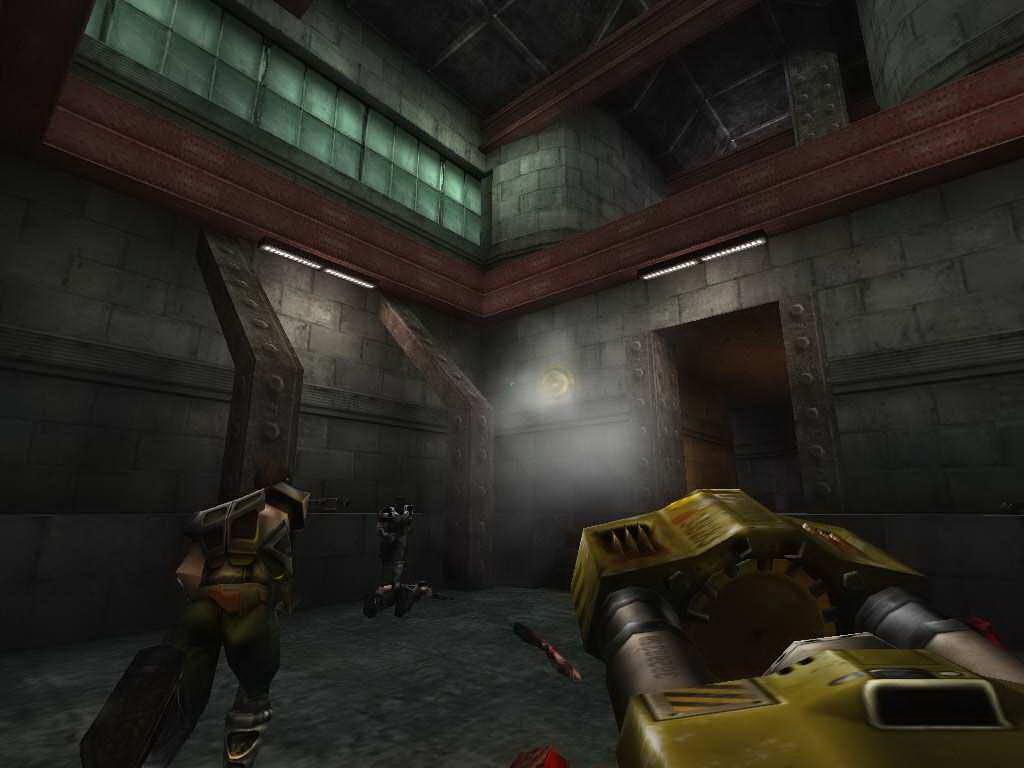 Скриншот Unreal Tournament