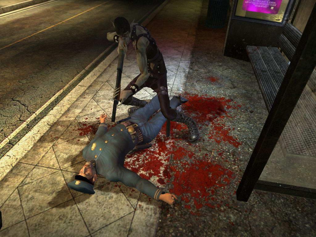 Скриншот Vampire: The Masquerade - Bloodlines