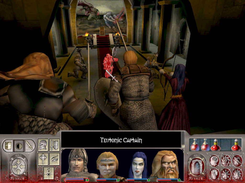 Скриншот Vampire: The Masquerade - Redemption
