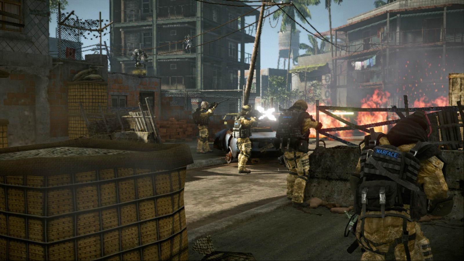 Скриншот Warface