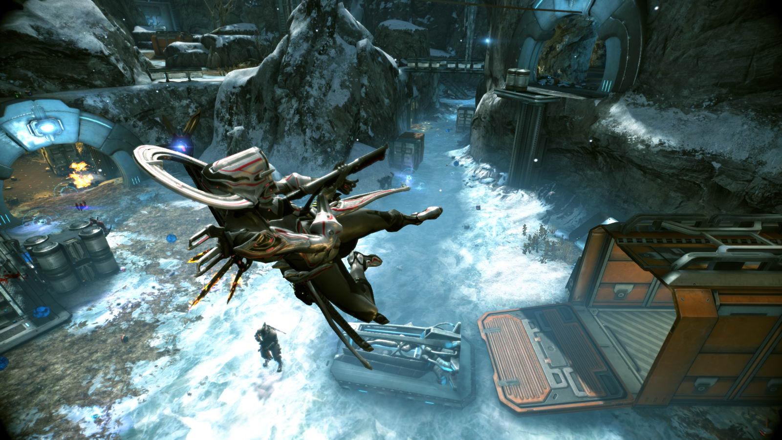 Скриншот Warframe