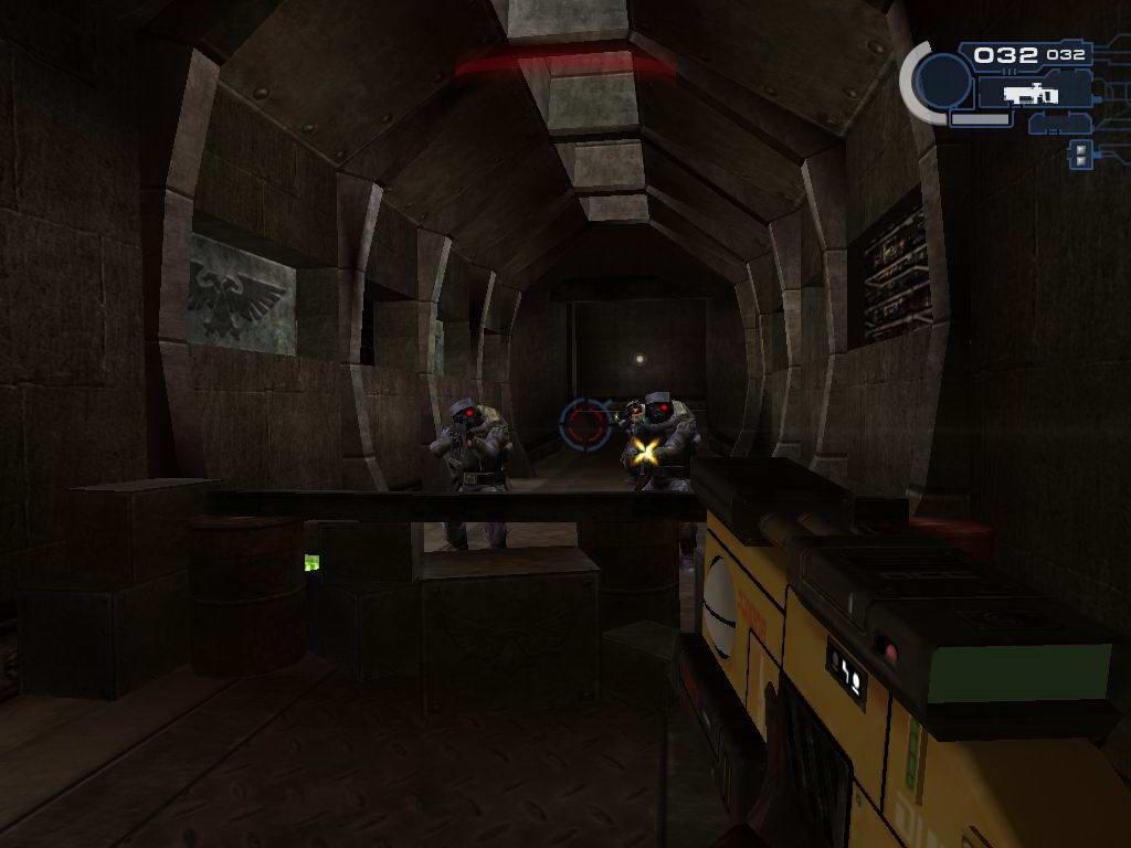 Скриншот Warhammer 40000: Fire Warrior