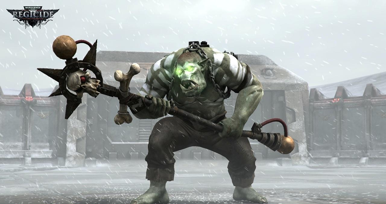 Скриншот Warhammer 40000: Regicide