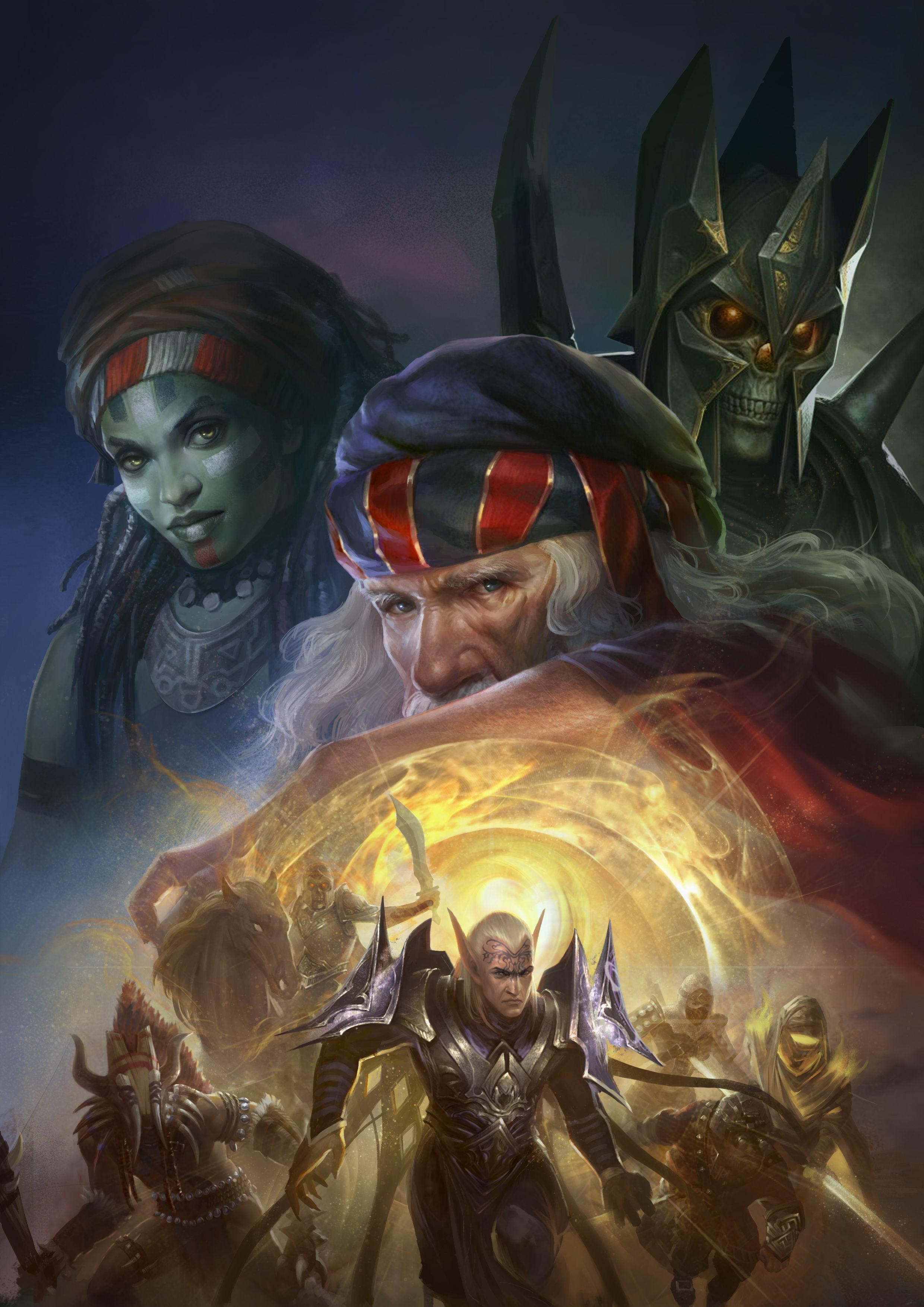Арт Warlock II: The Exiled