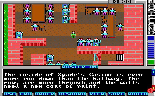 Скриншот Wasteland