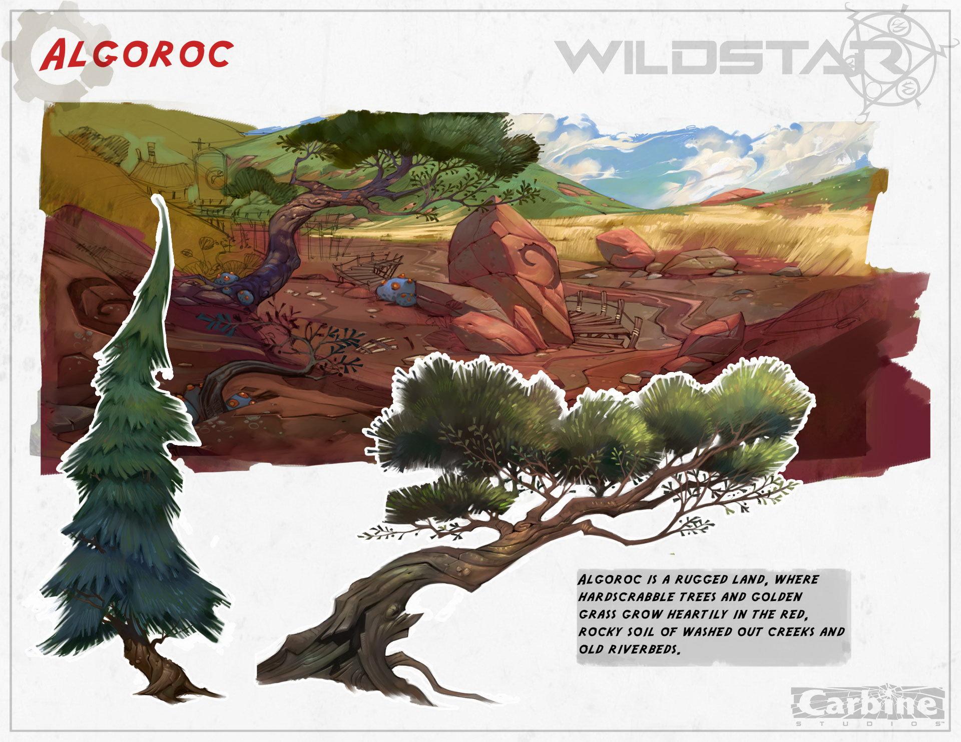 Арт WildStar