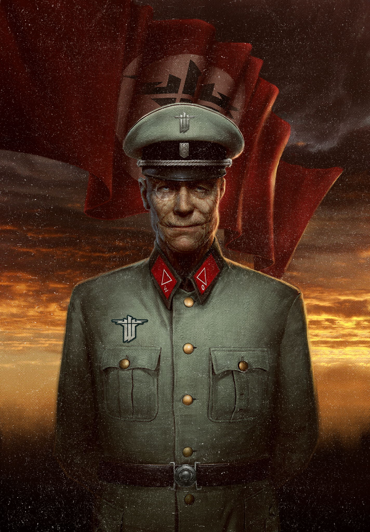 Арт Wolfenstein: The New Order