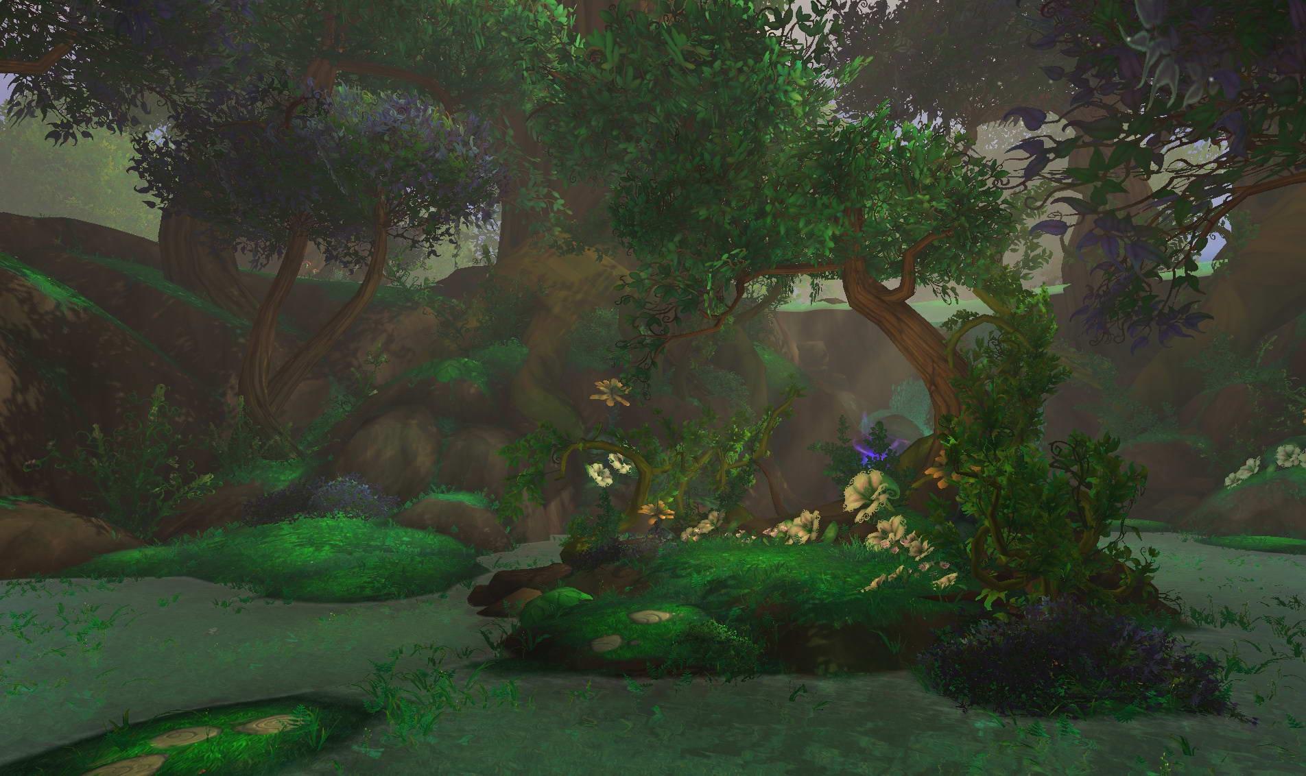 Скриншот World of Warcraft: Legion