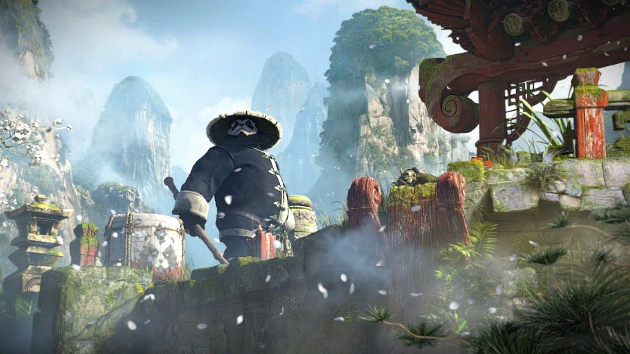 Арт World of Warcraft: Mists of Pandaria