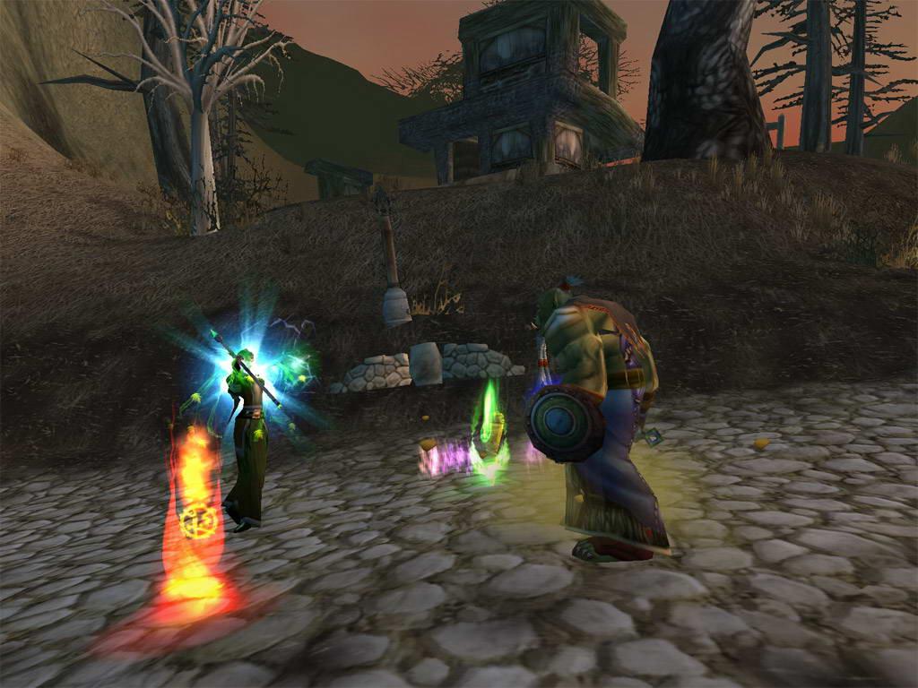 Скриншот World of Warcraft