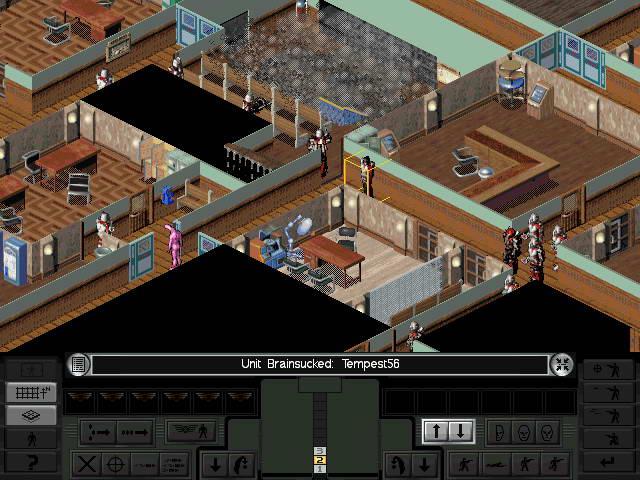 Скриншот X-COM: Apocalypse