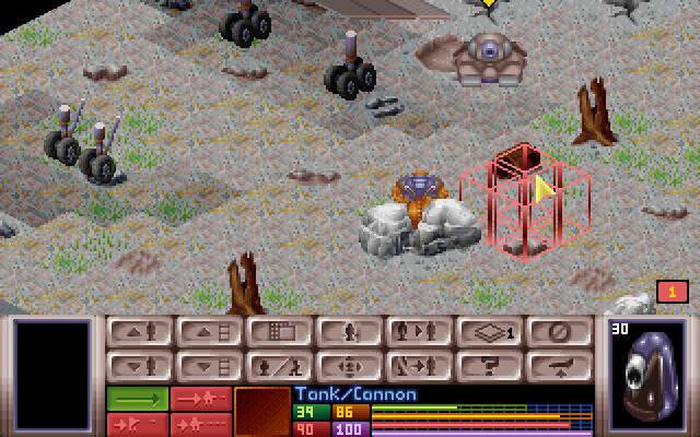 X-com: ufo defense - скриншоты
