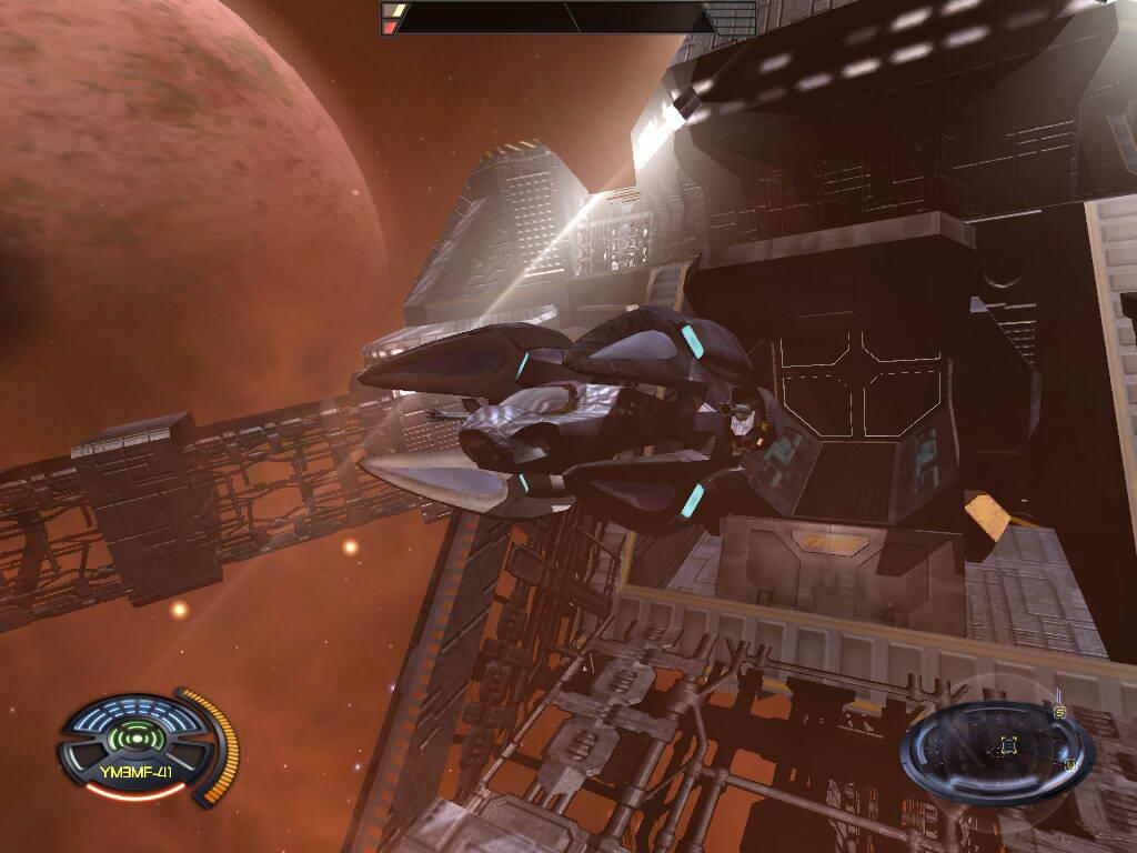 Скриншот X2: The Threat