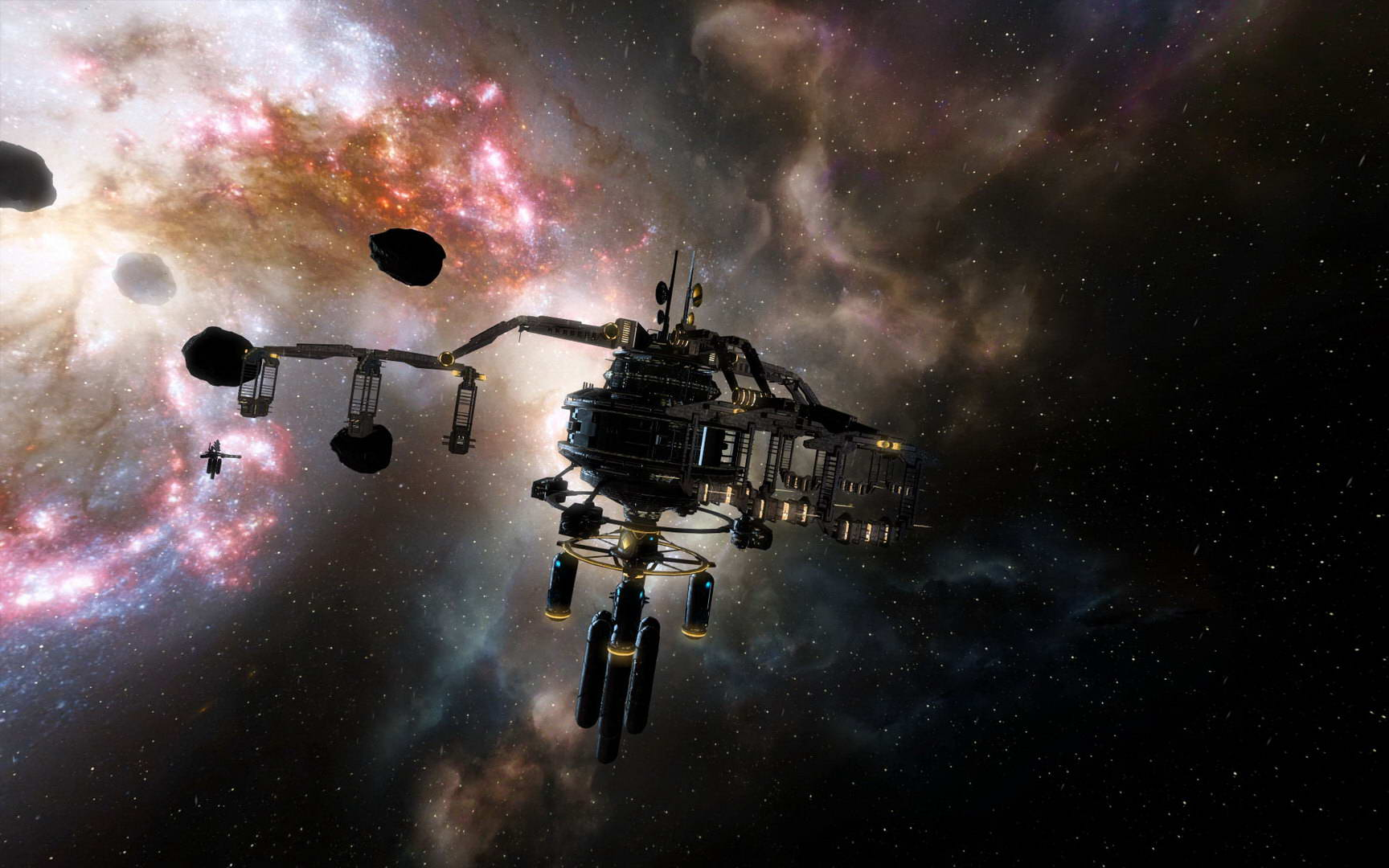 Скриншот X3: Terran Conflict