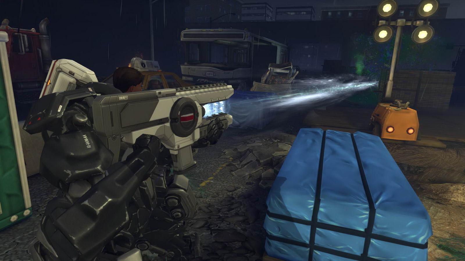 Скриншот XCOM: Enemy Within
