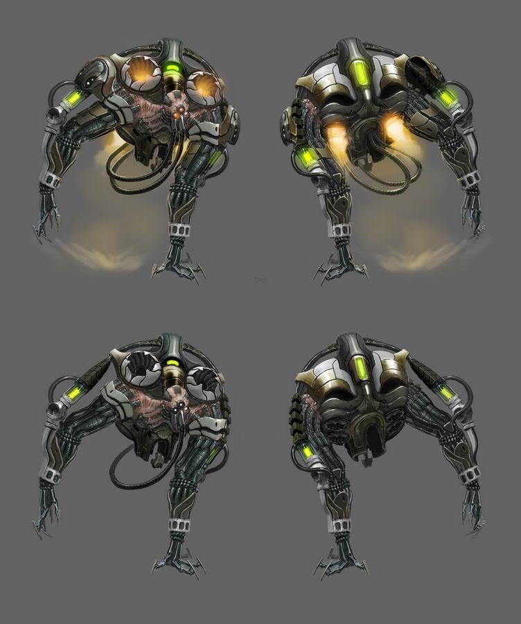 Арт XCOM: Enemy Within