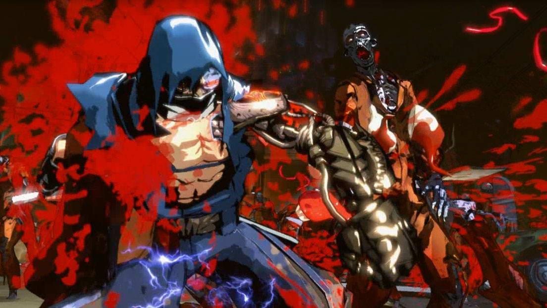 Скриншот Yaiba: Ninja Gaiden Z
