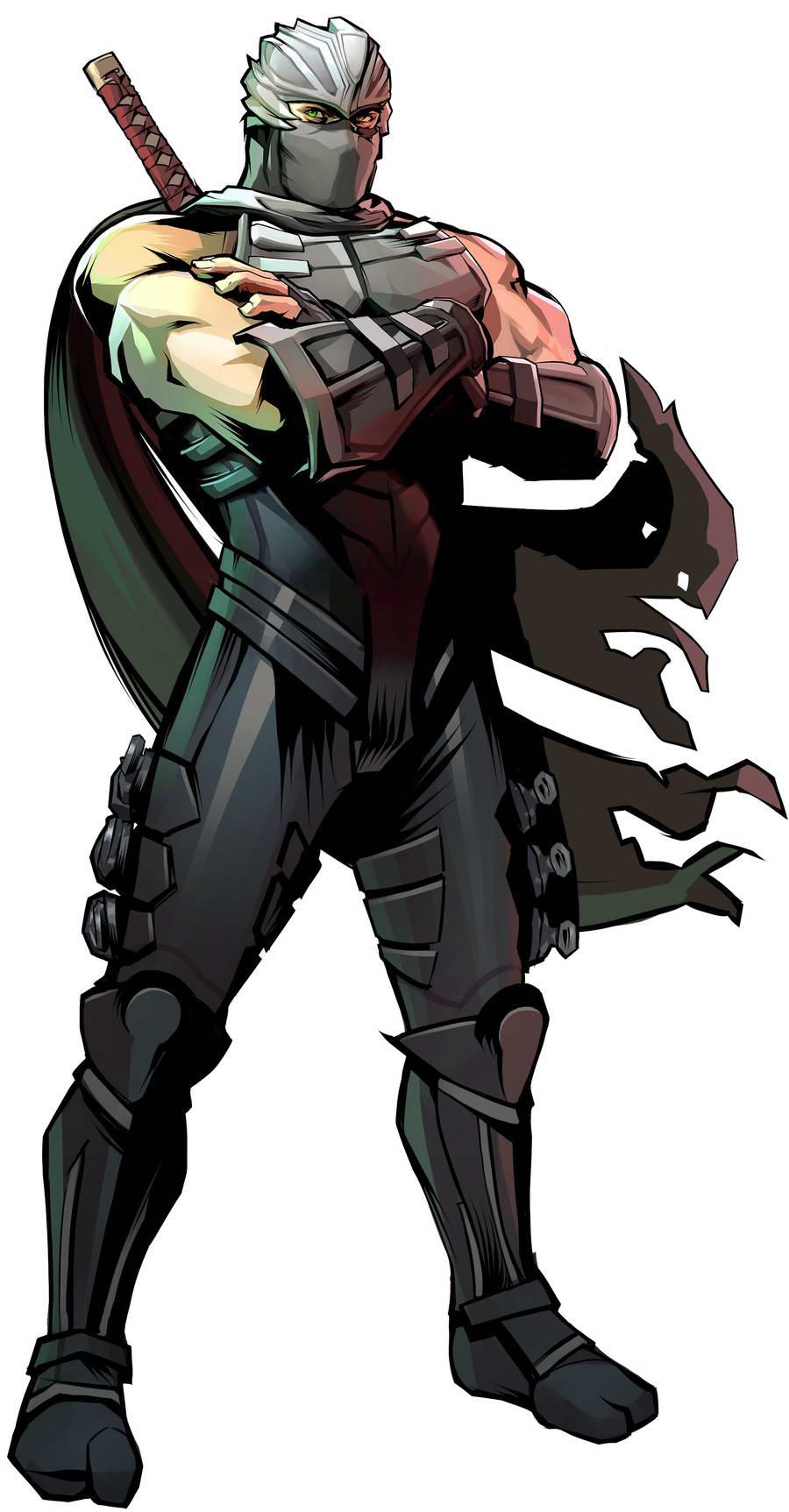 Арт Yaiba: Ninja Gaiden Z