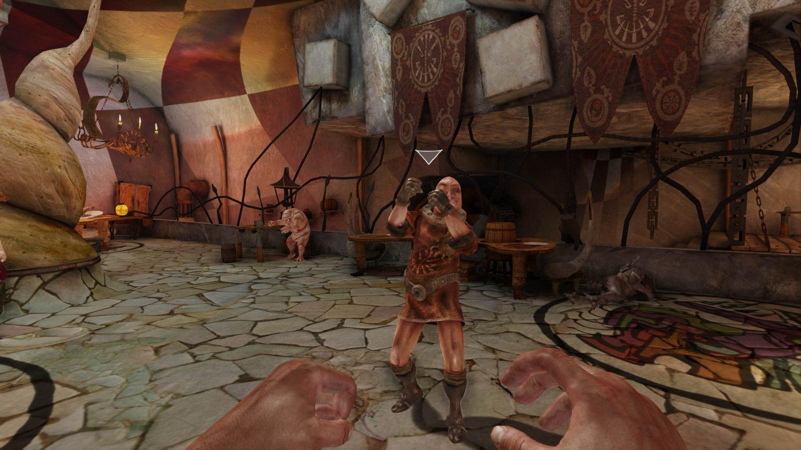 Скриншот Zeno Clash 2