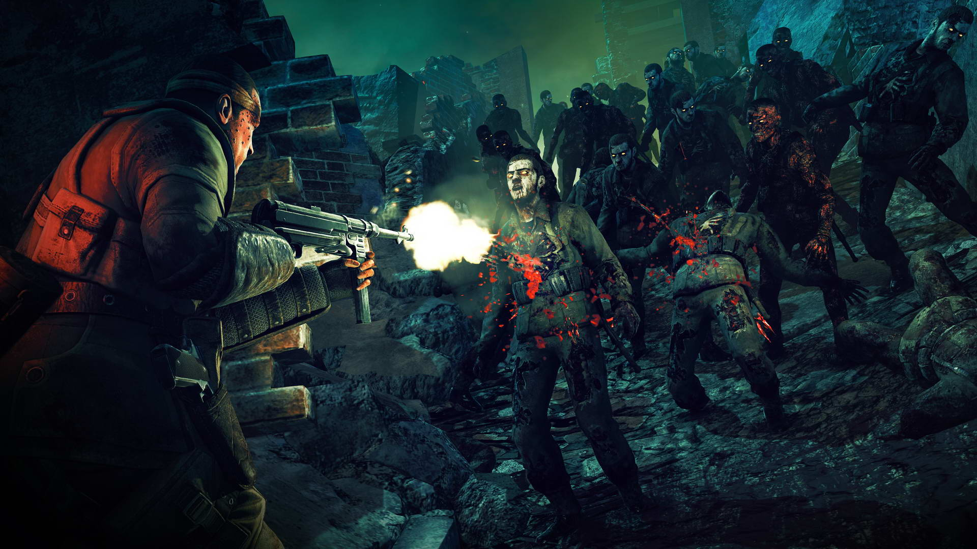 Скриншот Zombie Army Trilogy