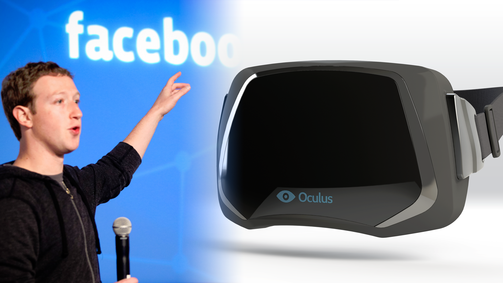 Facebook купила Oculus Rift