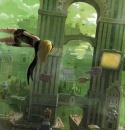 Арт Gravity Rush (Gravity Daze)