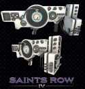 Арт Saints Row 4