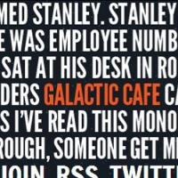Galactic Cafe