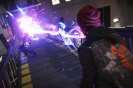 Скриншот InFamous: Second Son