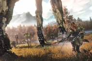 Скриншот Horizon Zero Dawn