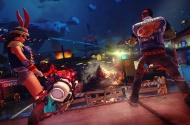 Скриншот Sunset Overdrive