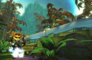 Скриншот Ratchet & Clank: Full Frontal Assault