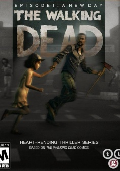 The Walking Dead: Episode 1 - A New Day